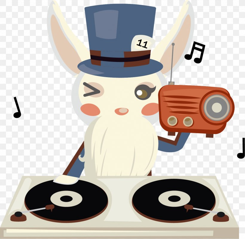 Disc Jockey PCDJ Re:animation Numark Industries Virtual DJ - Watercolor - Dj  Man Transparent PNG