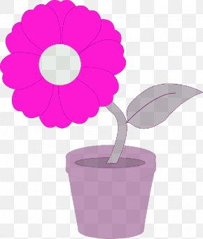 Flowering Pot Plants Flowerpot Clip Art Tulip PNG