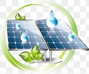 Energy Saving Solar Panels - Solar Power Solar Panel Solar Energy Renewable Energy PNG