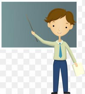 The Teacher - Teacher Learning PNG