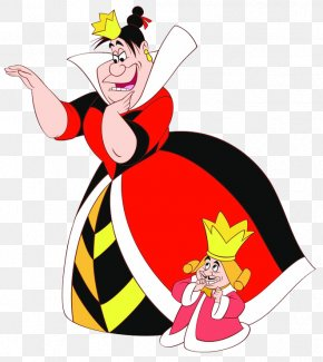 King Crown Clipart - Queen Of Hearts King Of Hearts Alices Adventures In Wonderland Clip Art PNG