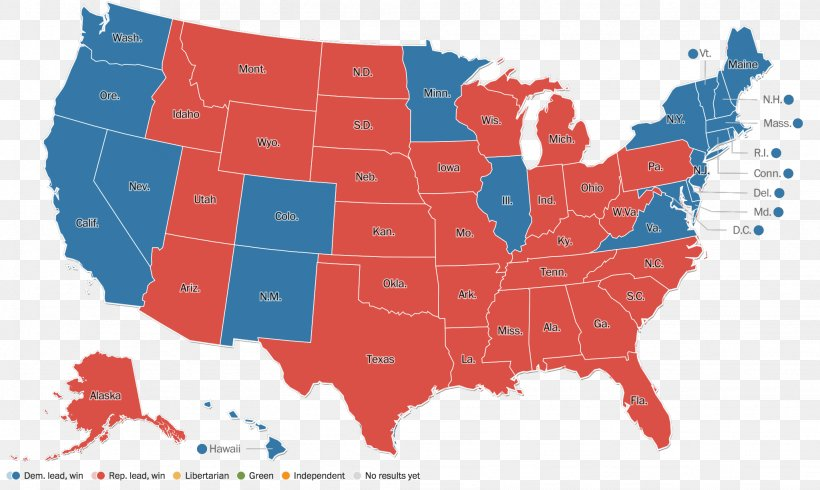 United States US Presidential Election 2016 Electoral College Popular Vote Democratic Party, PNG, 2048x1226px, United States, Area, Bill Clinton, Candidate, Democratic Party Download Free