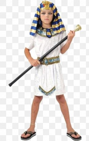 Halloween Costume Kids - Ancient Egypt Pharaoh Costume Egyptian Language Clothing PNG