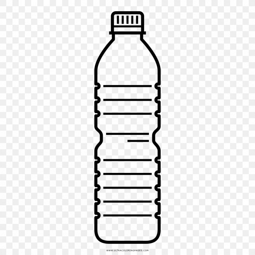 Water Bottles Plastic Bottle Drawing Png 1000x1000px