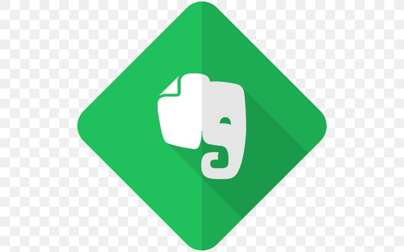 Evernote Android Logo Note-taking, PNG, 512x512px, Evernote, Android, Brand, Computer Software, Grass Download Free