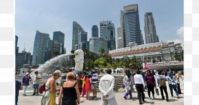 Singapore Skyline - Singapore Expats World Cities Summit Hong Kong L. B. Nagar Merlion PNG