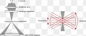 Annular - Scanning Transmission Electron Microscopy Annular Dark-field Imaging Dark-field Microscopy Electron Microscope PNG