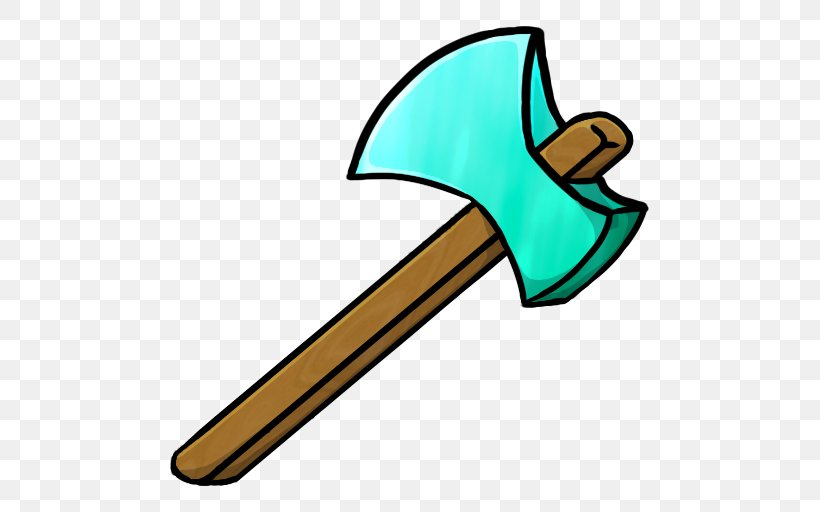 Minecraft Pickaxe Clip Art, PNG, 512x512px, Minecraft, Apple Icon Image Format, Artwork, Axe, Battle Axe Download Free