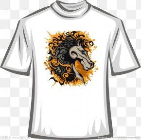 Great T-shirt - T-shirt Designer Sleeve PNG