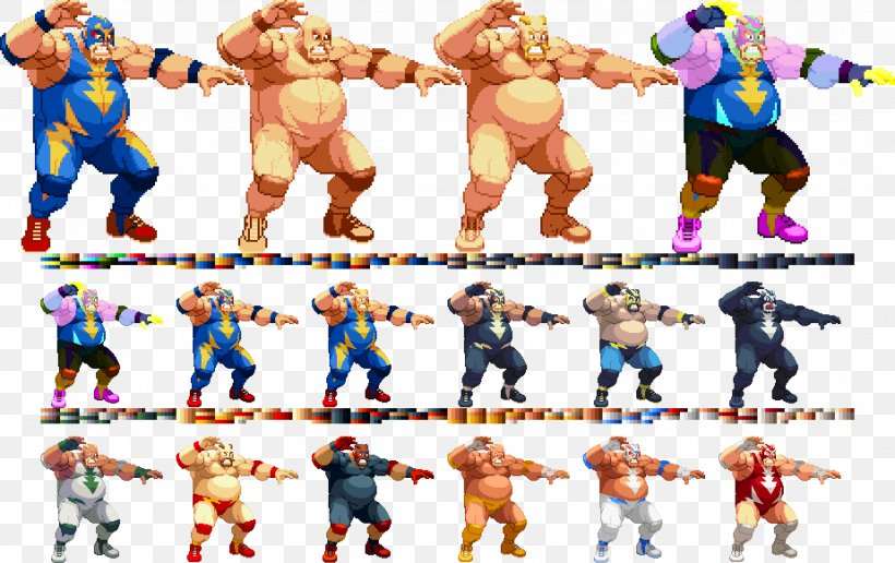 The King Of Fighters Xiii Raiden Fighters Jet Zangief M U G E N