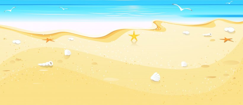 Montego Bay Beach Village Clip Art, PNG, 8000x3488px, Sand, Aeolian Landform, Beach, Desert, Ecoregion Download Free