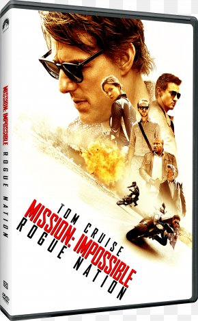 Tom Cruise - Mission: Impossible – Rogue Nation Blu-ray Disc Tom Cruise Ethan Hunt PNG