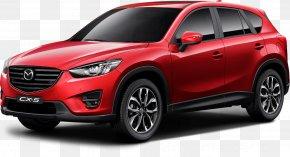 Mazda CX-5 - 2017 Mazda CX-5 Car Sport Utility Vehicle Mazda CX-3 PNG