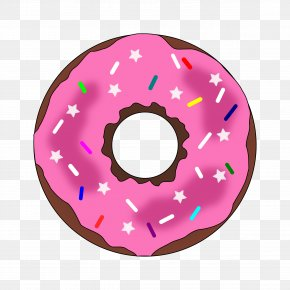 Donut - Doughnut Icing Icon Clip Art PNG