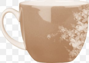 Brown Cup - Cup PNG