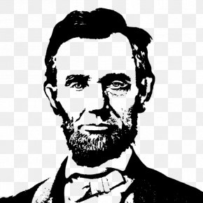 Lincoln Stick Figure - Assassination Of Abraham Lincoln President Of The United States American Civil War PNG