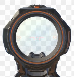 Scope - Call Of Duty: Black Ops III Telescopic Sight PNG