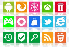 Metro-UI Style Icons - User Interface Metro Icon Design Icon PNG