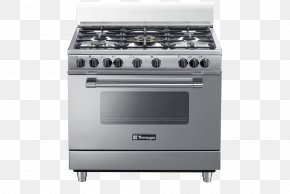 Home Appliances - Barbecue Grill Gas Stove Cooking Ranges Oven Gas Burner PNG