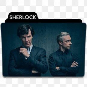 Sherlock - Benedict Cumberbatch Sherlock Holmes Doctor Watson Martin Freeman PNG