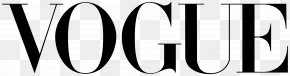 Gucci Logo - Vogue Logo Magazine Fashion PNG