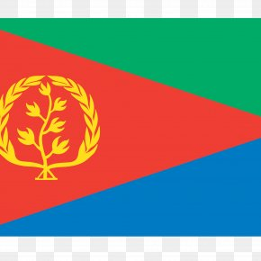 Flag - Flag Of Eritrea Flag Of The United States National Flag PNG