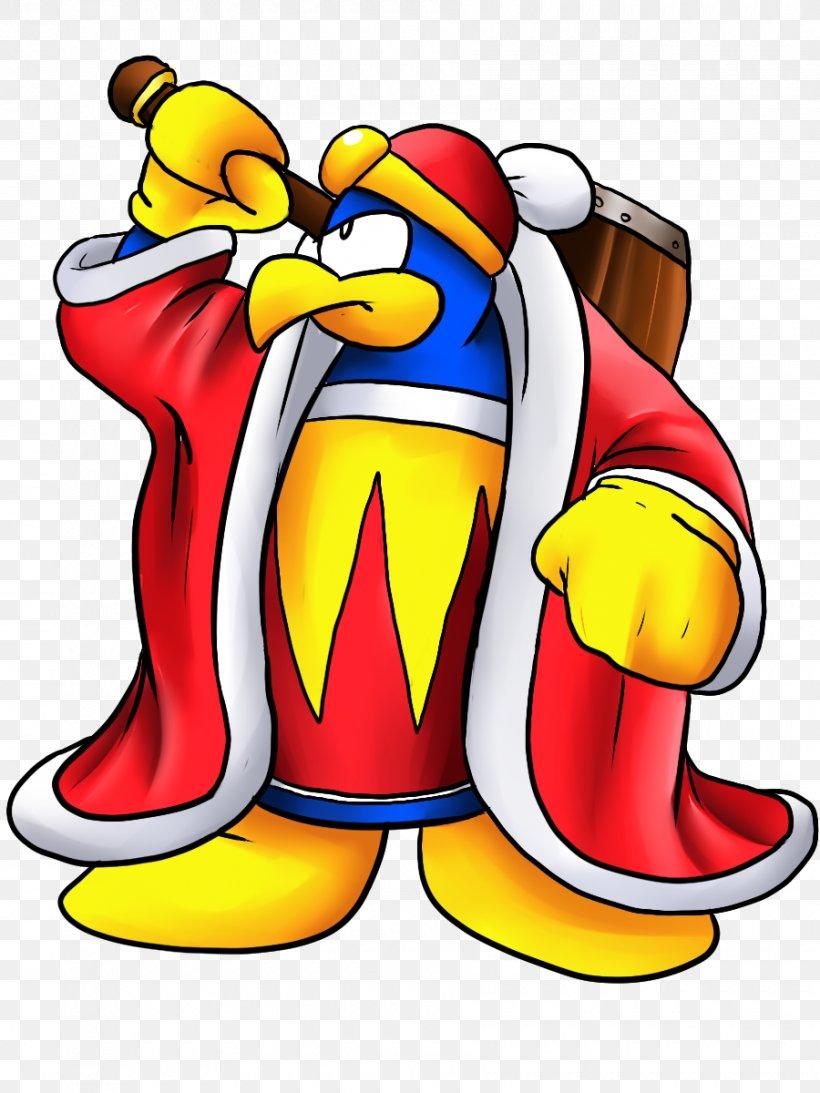 King Dedede Kirby Character Clip Art, PNG, 900x1200px, King Dedede, Area, Art, Artwork, Beak Download Free