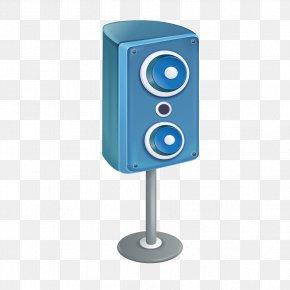 SPEAKER - Loudspeaker Enclosure Horn Loudspeaker PNG