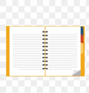 Notebook - Paper Notebook Hashtag Dijak PNG