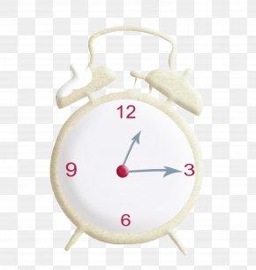 Pretty Creative Alarm Clock - Alarm Clock Table PNG