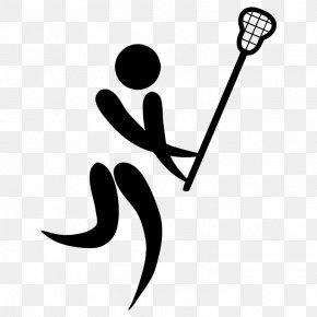 Lacrosse - Summer Olympic Games Lacrosse Sticks Clip Art PNG