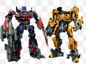 Transformers - Bumblebee Optimus Prime Revoltech Transformers Action Figure PNG