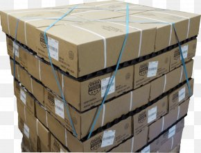 Freezer - Pallet Plastic Natural Rubber Cling Film PNG