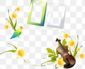 Fog - Vector Graphics Clip Art Floral Design Cello Euclidean Vector PNG