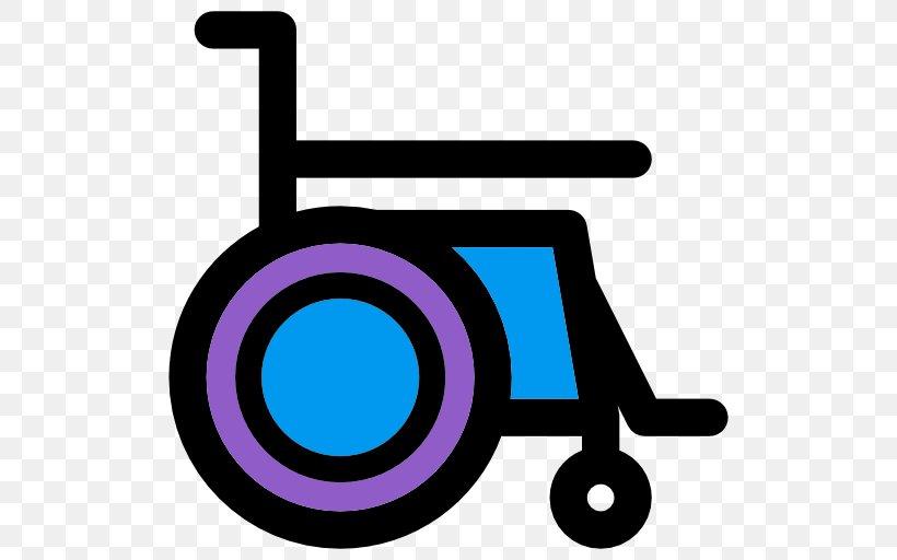 Wheelchair Euclidean Vector Download Icon, PNG, 512x512px, Wheelchair, Cartoon, Clip Art, Disability, Gratis Download Free
