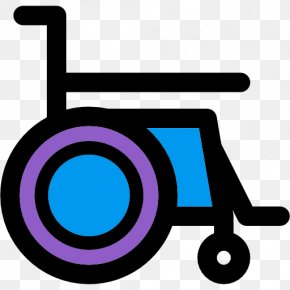 Cartoon Wheelchair - Wheelchair Euclidean Vector Download Icon PNG