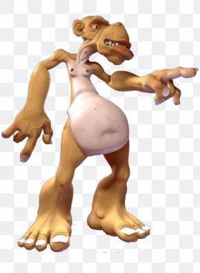 3d Game Monkey Character - 3D Computer Graphics 3Du904au6232 Personnage De Jeu Vidxe9o Character PNG