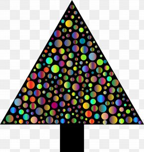 Dotted Line Circle - Christmas Tree Christmas Ornament Candy Cane Clip Art PNG
