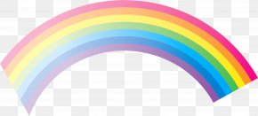 Rainbow Image - Rainbow Sky Product Design PNG