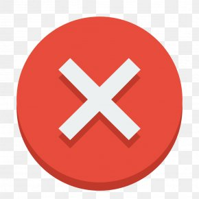 Sign Error - Area Trademark Symbol Brand PNG