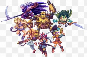 Chrono Trigger - Chrono Trigger: Crimson Echoes Super Nintendo Entertainment System Chrono Resurrection Tabletop Role-playing Games In Japan PNG