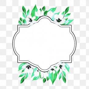Line Art Plant - Green Leaf Plant Clip Art Line Art PNG