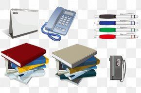Notebook - Office Supplies Notebook PNG