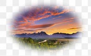 Park - Grand Teton Mount Moran Yellowstone National Park Snake River Park County, Wyoming PNG