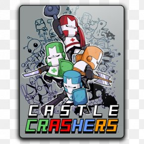 Castle Crashers - Castle Crashers Fan Art Coloring Book Video Games Xbox 360 PNG