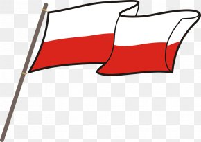 Flag - Flag Of Poland National Flag PNG