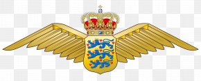 Wings - Royal Danish Air Force Military Wing Royal Netherlands Air Force PNG