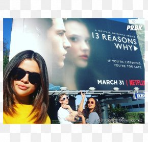 13 Reasons Why - Selena Gomez Tommy Dorfman 13 Reasons Why Vallejo Television Producer PNG