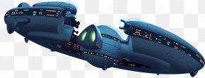 Spaceship Clipart - Spacecraft Clip Art PNG