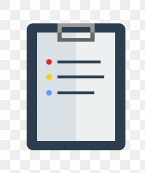 Vector Clip Notes Folder - Project Organization Plan Customer Business PNG